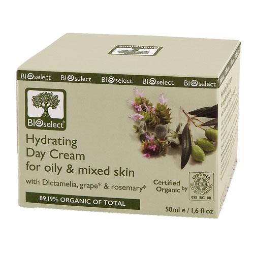 Image of   BIOselect Dagcreme blandet hud - 50 ml.