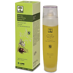 Image of   BIOselect Kropsmassageolie - 100 ml.