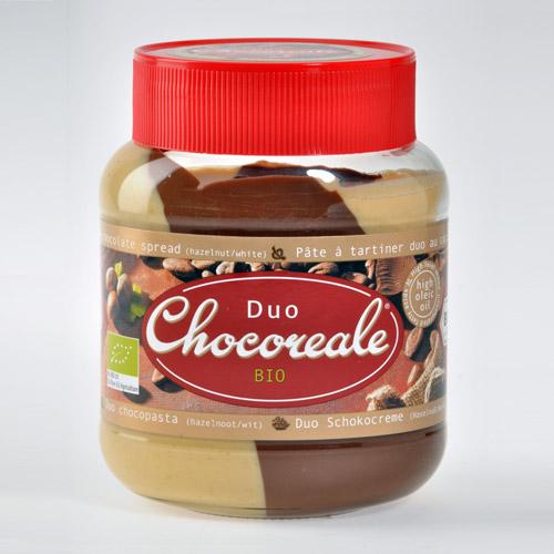 Chocoreale chokopålæg duo Økologisk - 350 gram