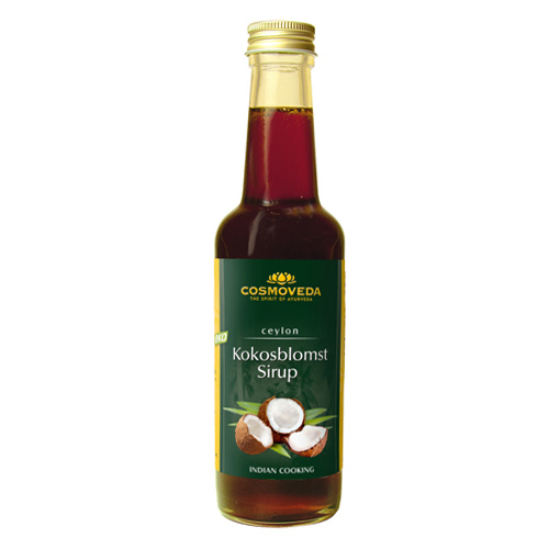 Kokosblomst Sirup Cosmoveda Øko - 275 ml.