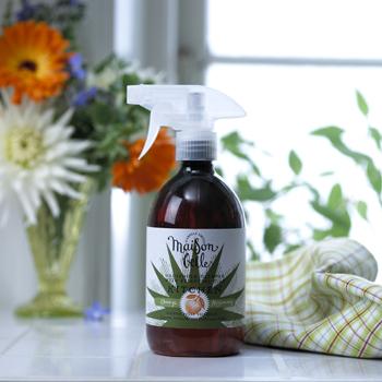 Image of Køkken rengøring spray rosmarin - 500 ml