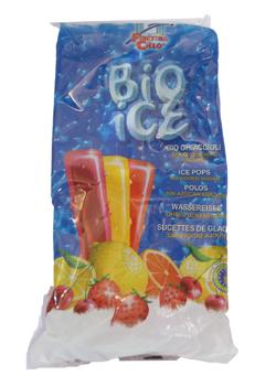 Ice pops Økologiske uden sukker - 10 stk.