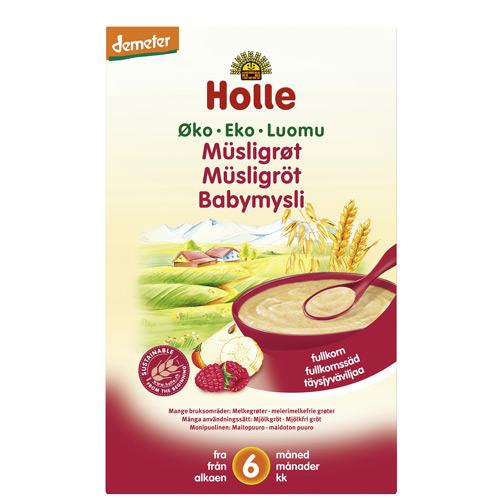 Image of Holle Mysligrød Økologisk Demeter - 250 gram