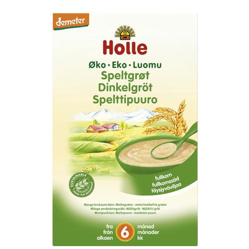 Image of Holle Speltgrød økologisk fra 6 måneder 250 gram