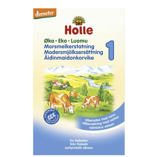 Image of Holle Modermælkserstatning 1 Økologisk 400 gram