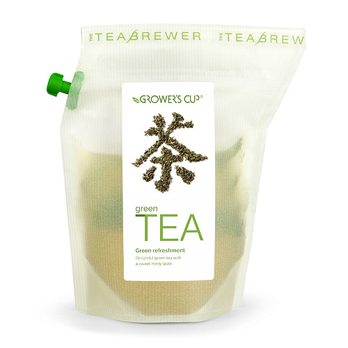 Te green refreshment Growers Cup - 21 g