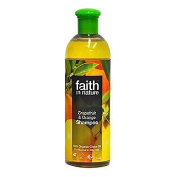 Faith In Nature Shampoo Grape & Orange - 250 ml