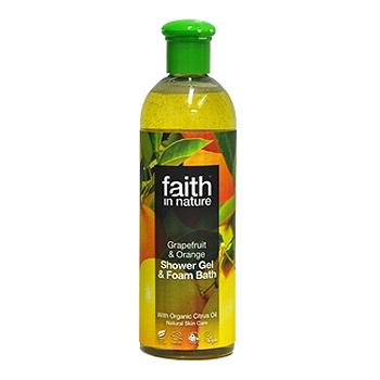 Faith In Nature Shower Grape & Orange - 250 ml