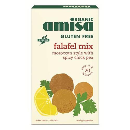 Falafelmix glutenfri økologisk - 140 gram