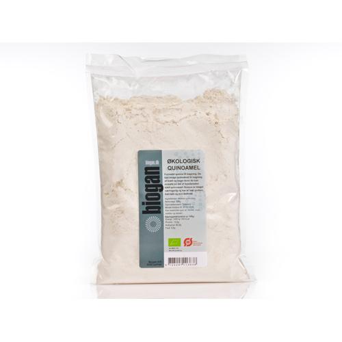 Quinoamel økologisk fra Biogan 500 gram