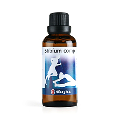 Image of   Stibium comp. fra Allergica - 50 ml.