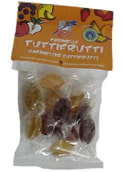 Image of Frugtbolscher Økologiske uden sukker - 50 gram