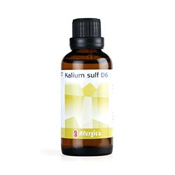 Image of Cellesalt 6 Kalium sulf. D6 Allergica - 50 ml.