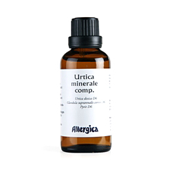 Image of   Urtica Minerale Comp. - 50 ml.