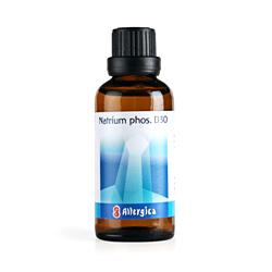 Cellesalt 9 Natrium phos. D30 Allergica - 50 ml.