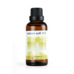 Cellesalt 6 Kalium sulf. D12  fra Allergica - 50 m