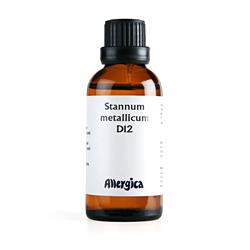Stannum met. D12 fra Allergica - 50 ml.