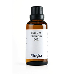 Image of   Kalium bichrom D12 fra Allergica - 50 ml.