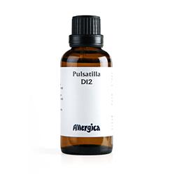 Pulsatilla D12 fra Allergica - 50 ml.