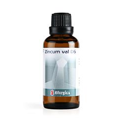Cellesalt 15 Zincum val. D6 fra Allergica - 50 ml.