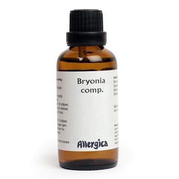 Image of   Bryonia comp. fra Allergica - 50 ml.