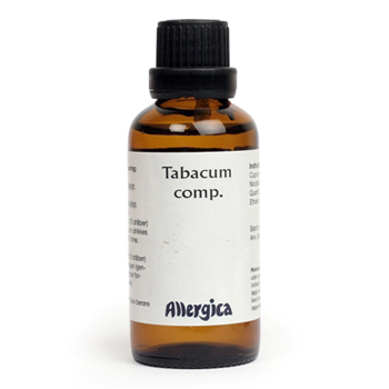 Image of   Tabacum comp. fra Allergica - 50 ml.