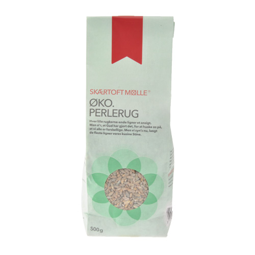 Image of Perlerug Økologiske - 500 gram