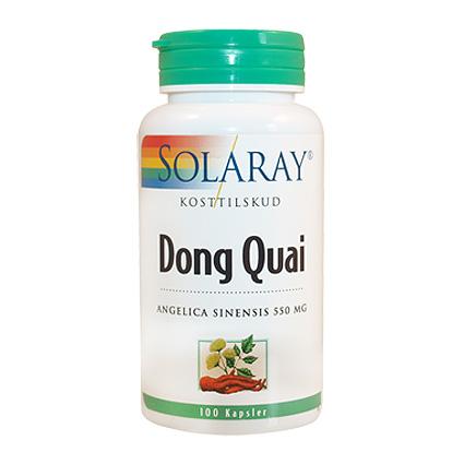 Image of Dong Quai - 100 kapsler