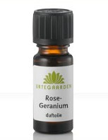 Image of   Rosen-geranium duftolie - 10 ml
