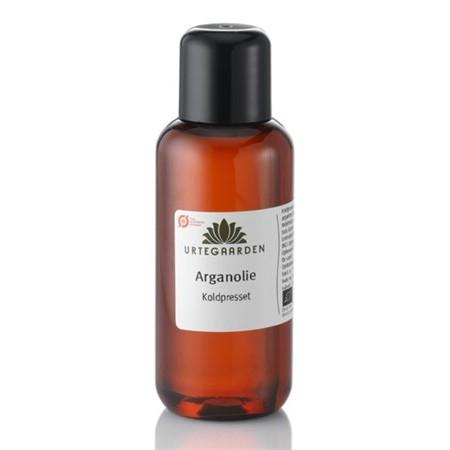 Billede af Arganolie kropsolie økologisk Urtegaarden - 100 ml