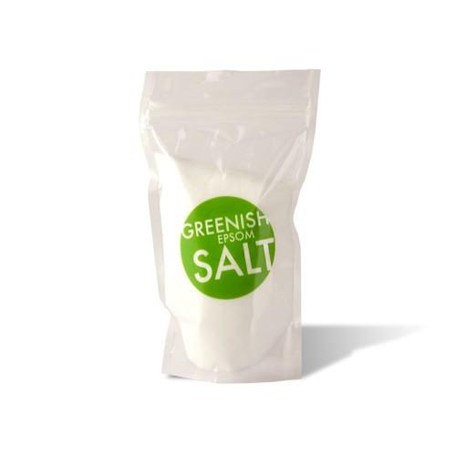 Image of Greenish Epsom Salt - 1500 gram