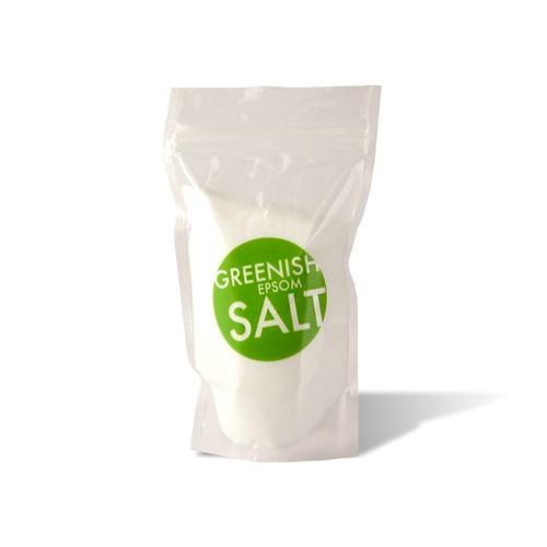 Image of Greenish Epsom Salt - 225 gram