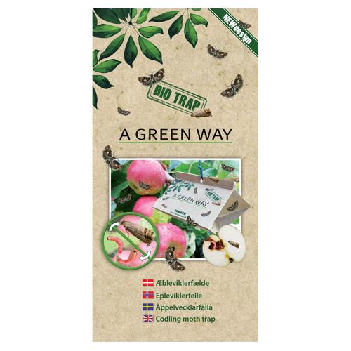 Æbleviklerfælde A Green Way - 2 stk