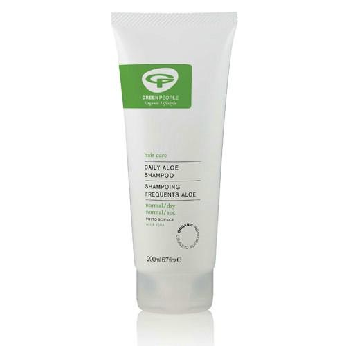 Image of   GreenPeople Shampoo AloeVera - 200 ml