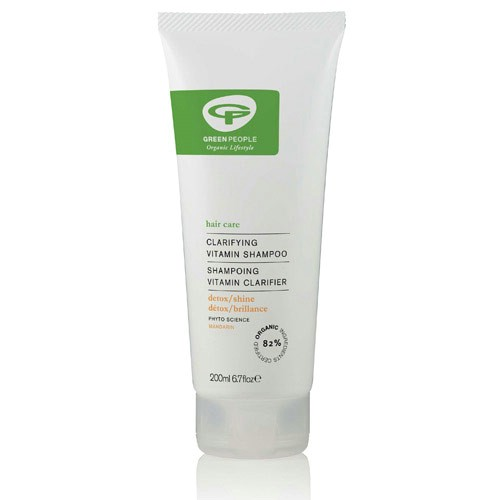Image of   GreenPeople Shampoo med vitaminer - 200 ml.