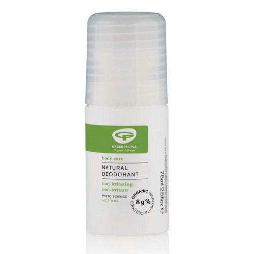 GreenPeople Deodorant Roll On med Aloe Vera 75 ml