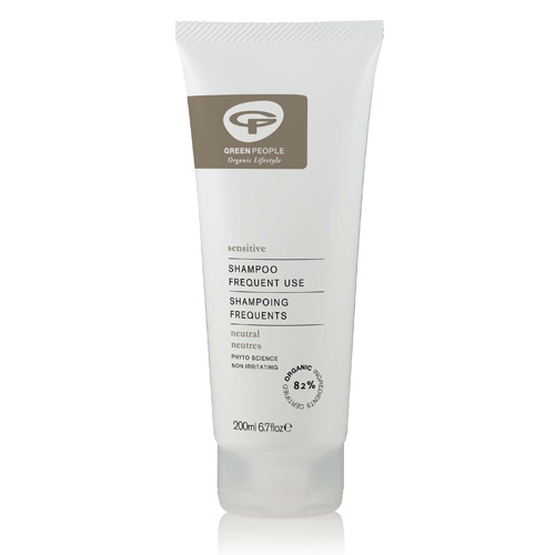 Image of   GreenPeople Shampoo uden duft - 200 ml