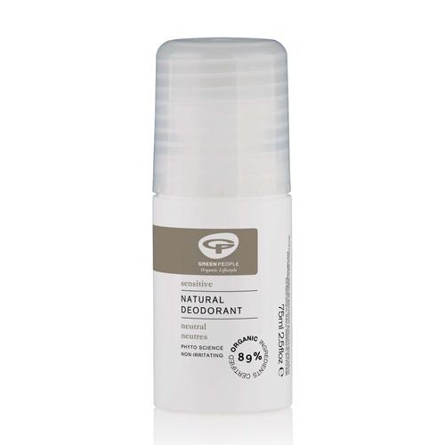 GreenPeople Deodorant uden duft - 75 ml