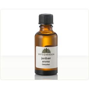 Image of Jordbær aroma - 10 ml