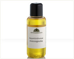Appelsinblomst massageolie - 100 ml
