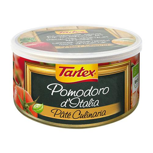 Tartex med tomat Ø - 125 gram