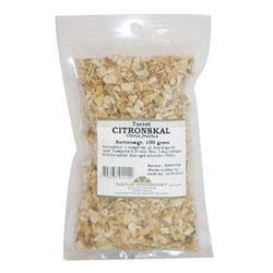 Image of   Citronskal fra Natur Drogeriet - 100 gram
