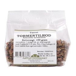 Image of Tormentilrod Natur Drogeriet - 100 gram