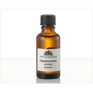 Image of Flødekaramel aroma til slik - 10 ml