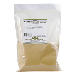 Image of   Hybenskaller uden frø pulver - 250 gram