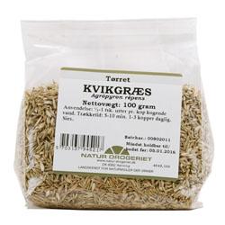 Image of   Kvikgræs fra Natur Drogeriet - 100 gram
