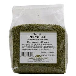 Image of   Persille tørret Natur Drogeriet - 10 gram