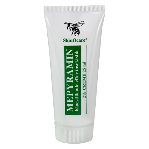 Image of SkinOcare Mepyramin creme 2 % - 25 ml.