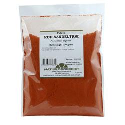 Sandeltræ pulver fra Natur Drogeriet - 100 gram