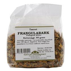 Image of   Frangulabark tørret Natur Drogeriet - 80 gram